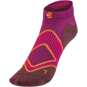 Bauerfeind Run Performance Low Cut Socks Women, rosa